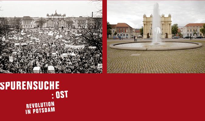 Spurensuche Ost | Potsdam